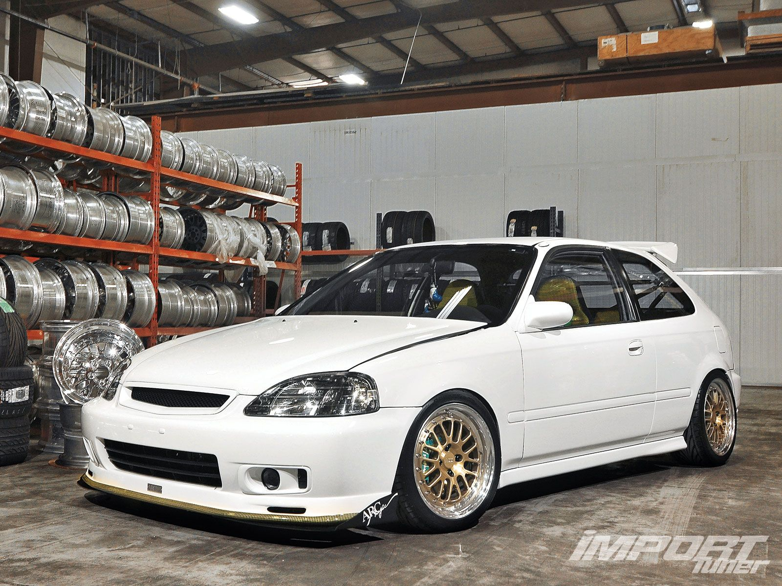 1996 Honda Civic Dx Import Tuner Magazine Honda Civic Dx Honda Civic Honda