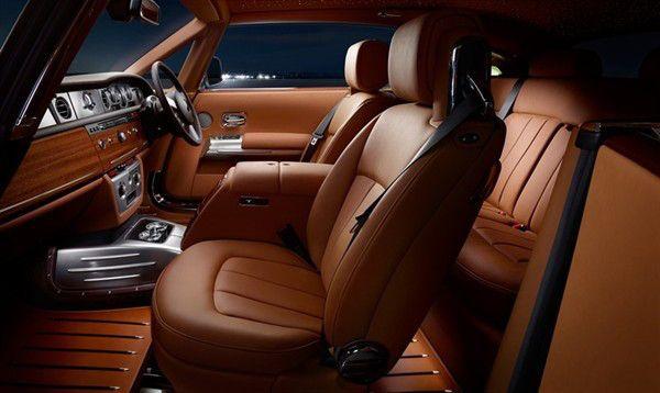 Rolls-Royce Phanton Coupé Aviator