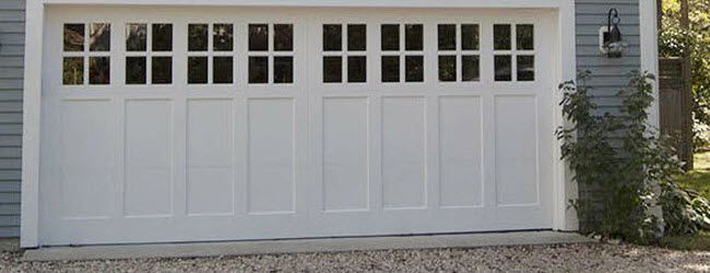Wood Garage Doors Signature Carriage Collection