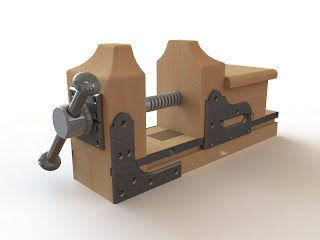 Update Carver S Vise Woodworking Woodworking Projects Woodworking Vice