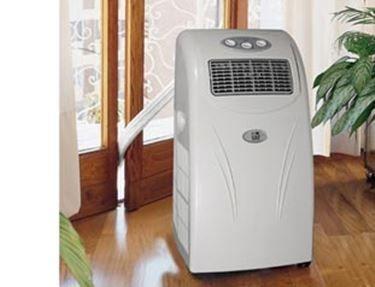 climatizzazione vortice portatile