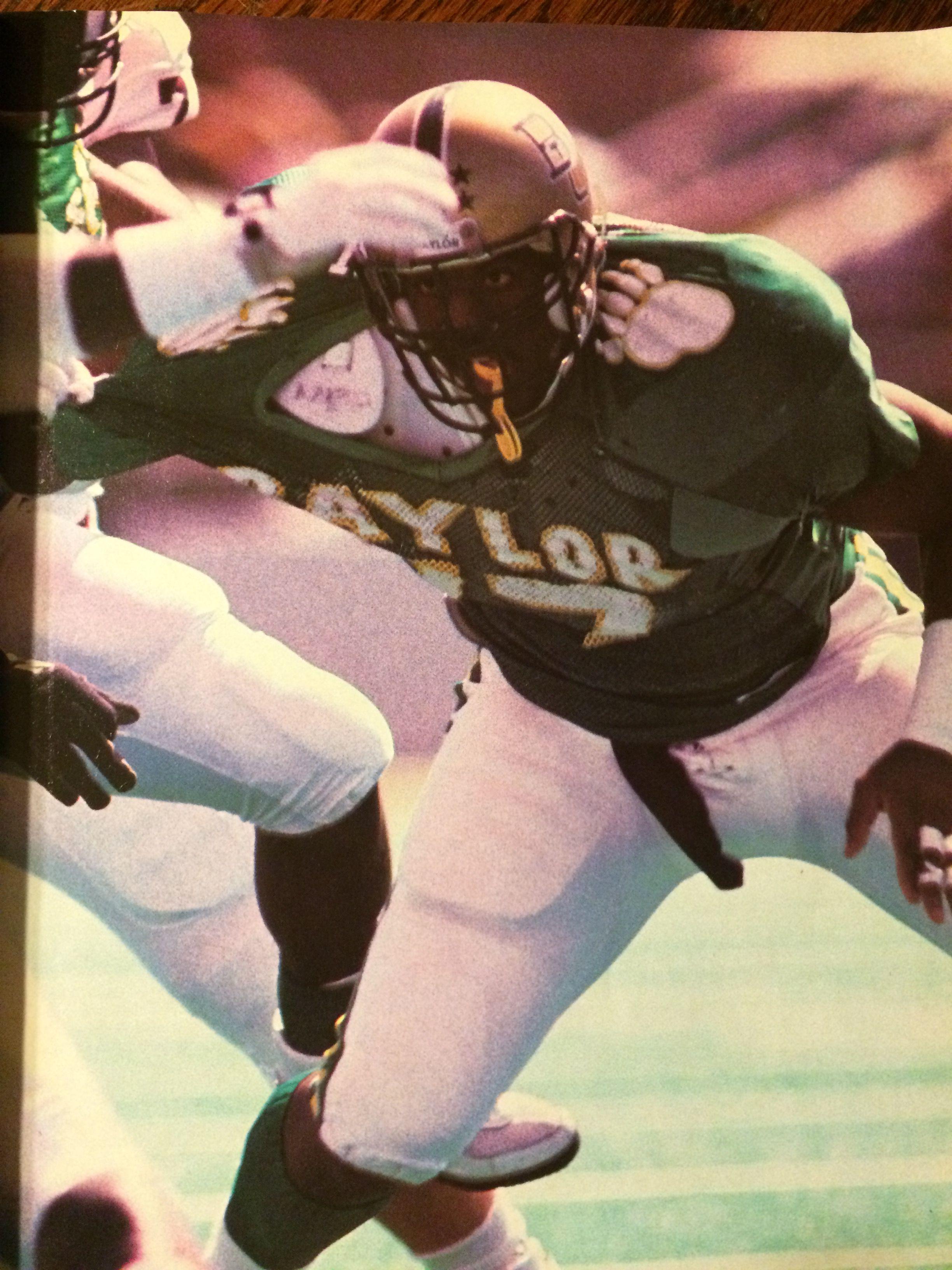 Baylor DT Santana Dotson Baylor bears football, Bears