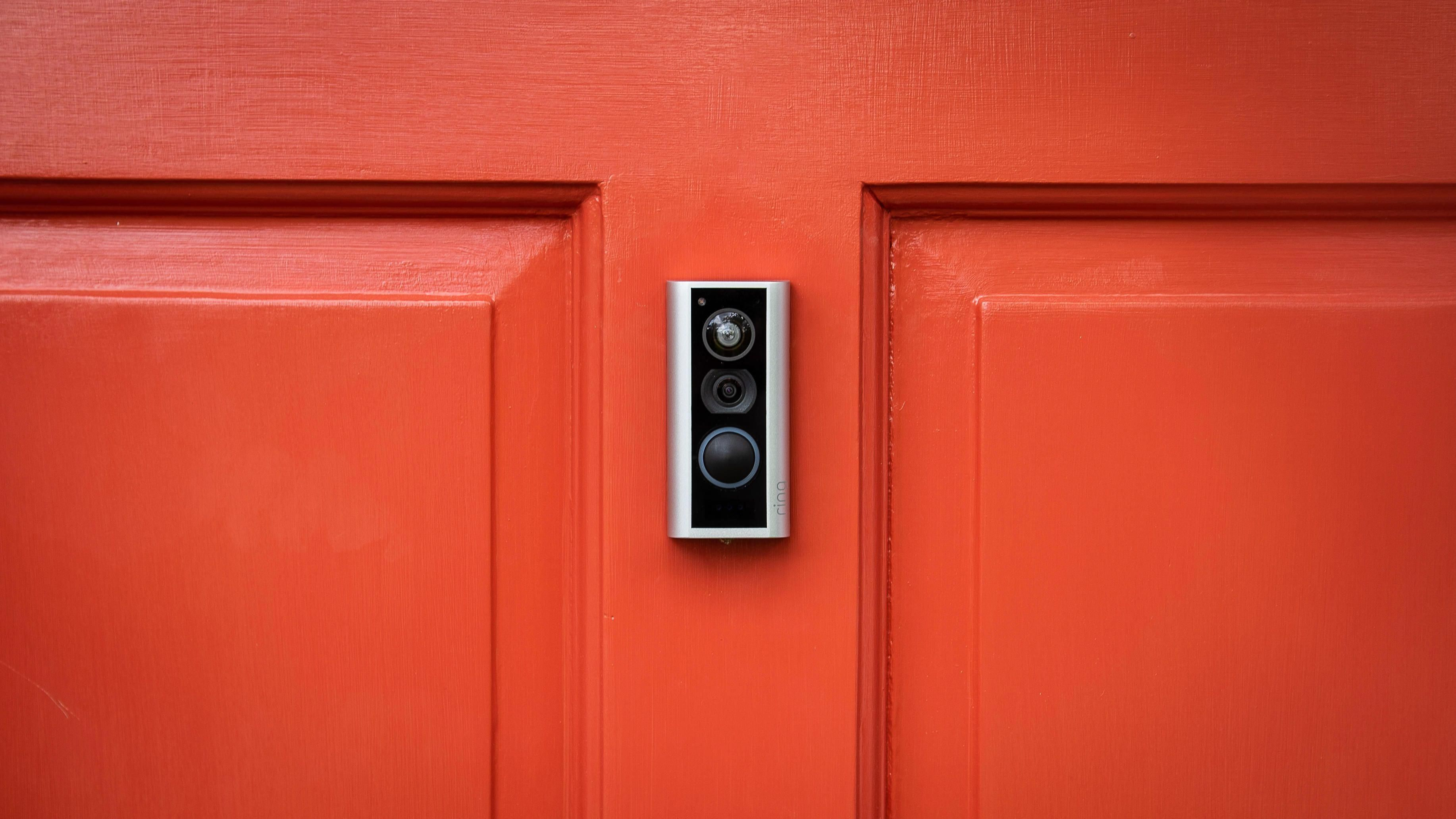 Ring's peephole-mounted Door View Cam is by far the ...