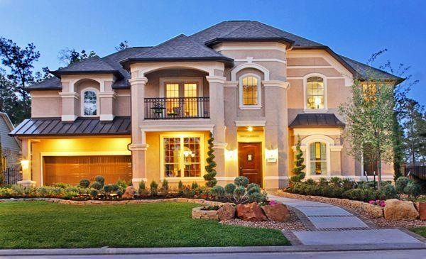 Nice house not too big just classy cool houses for Dream house builder