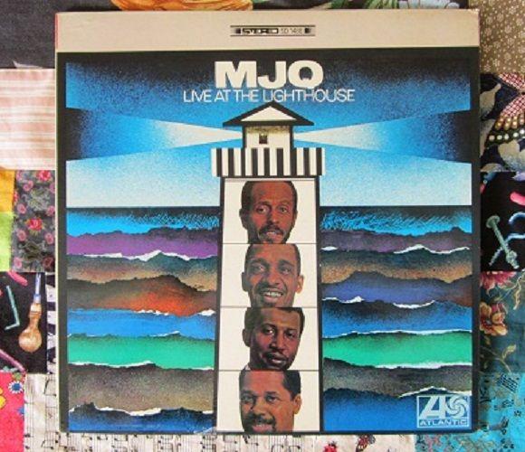 MJQ- Live At The Lighthouse-1967   Jazz LP   $12