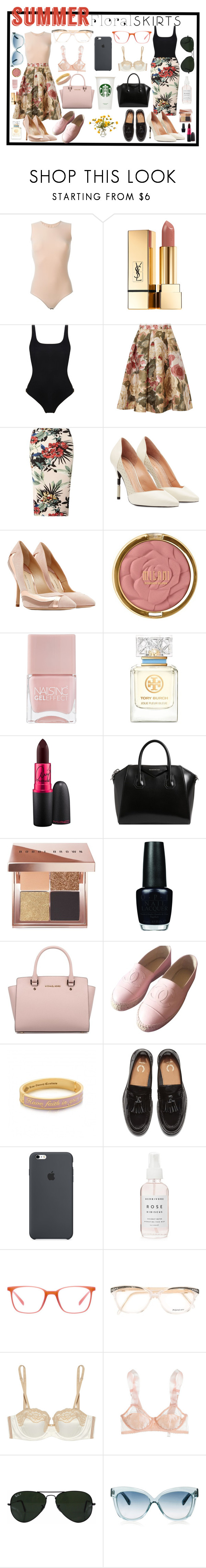 """""""Choices"""" by draysudz ❤ liked on Polyvore featuring Maison Margiela, Yves Saint Laurent, Orlebar Brown, Dorothy Perkins, Roland Mouret, Paul Andrew, Milani, Nails Inc., Tory Burch and MAC Cosmetics"""