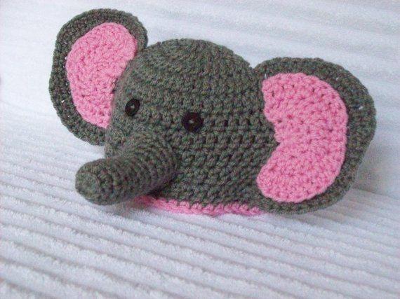 Baby Elephant hat b80e606ad72