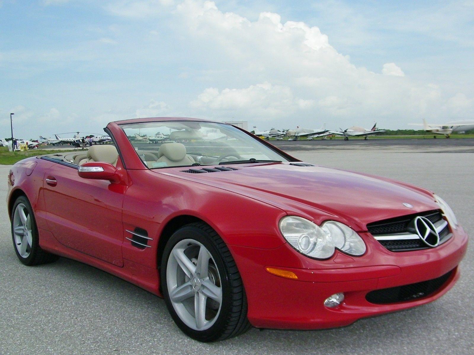 MercedesBenz SLClass SL500 MINT!! LOW MILES!! CLEAN