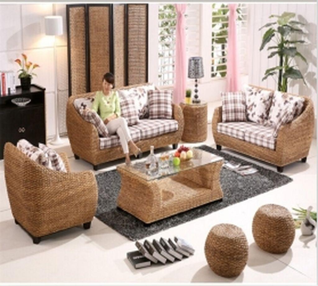 The Best Indoor Wicker Furniture Ideas 13 Indoor Wicker Furniture Furniture Furniture Sofa Set
