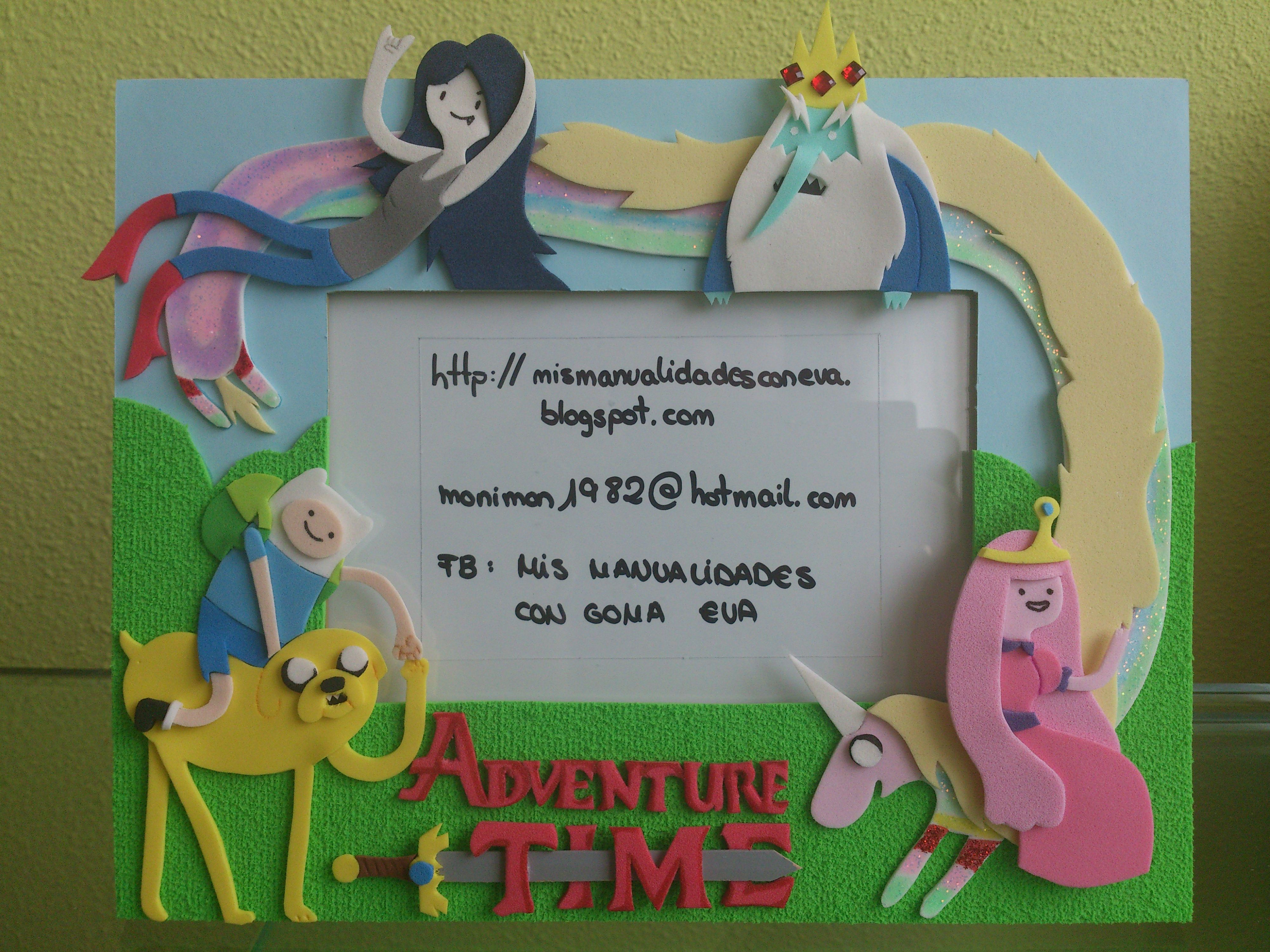 Marco de fotos hora de aventuras marcos de fotos pinterest marco de fotos hora de aventuras altavistaventures Image collections
