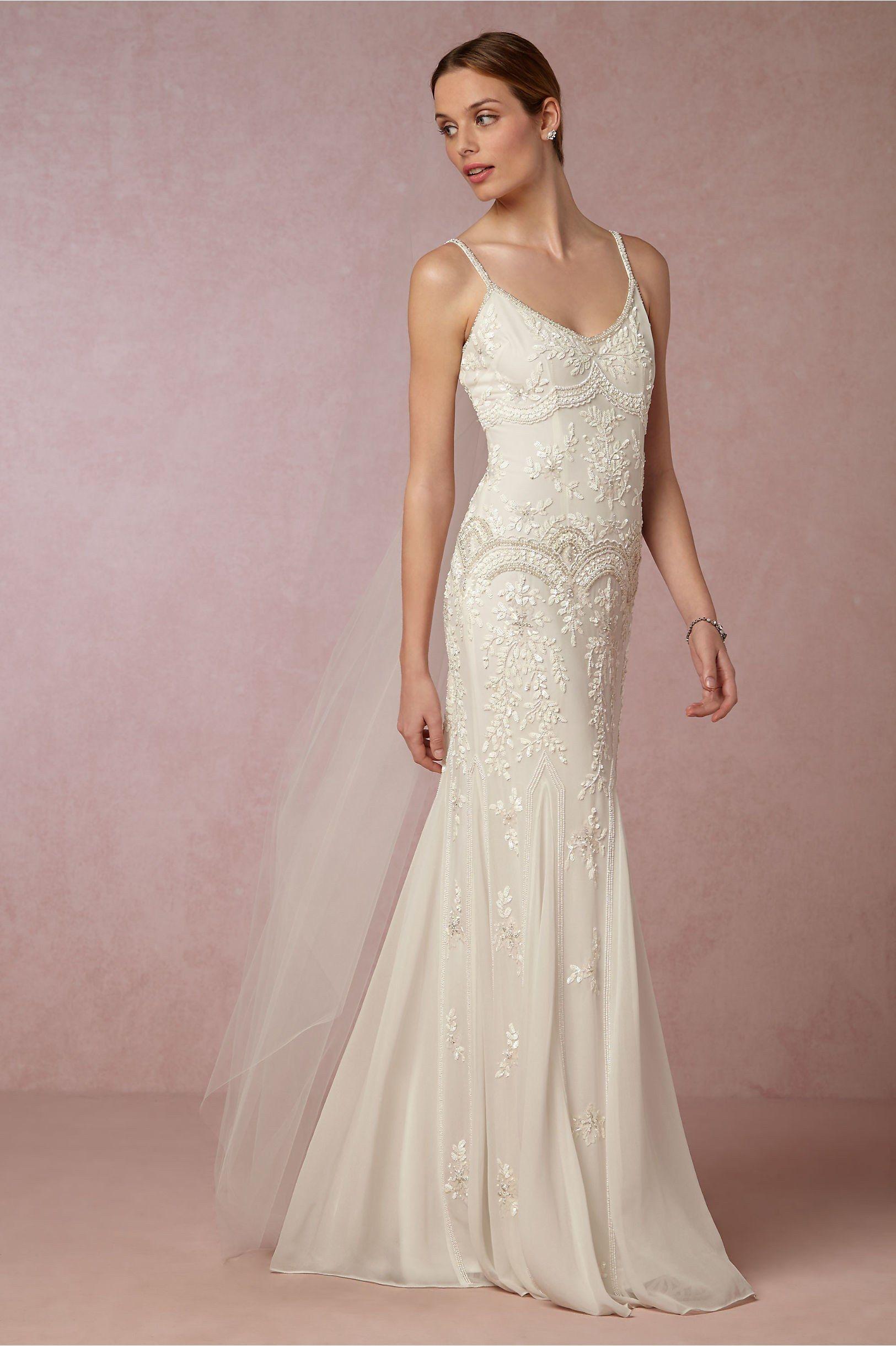 eeb059dd43c 40 Wedding Dresses We Love Under  1