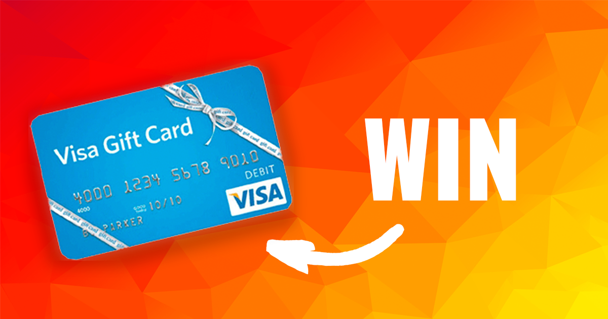 150 Visa Gift Card Giveaway Visa Gift Card Gift Card Giveaway Free Gift Cards