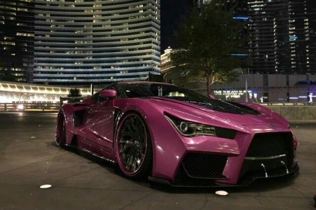 Infiniti G35 Vaydor Joker S Car From Suicide Squad Nissan