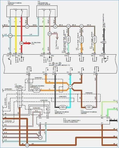 Wiring Diagram Toyota Wish