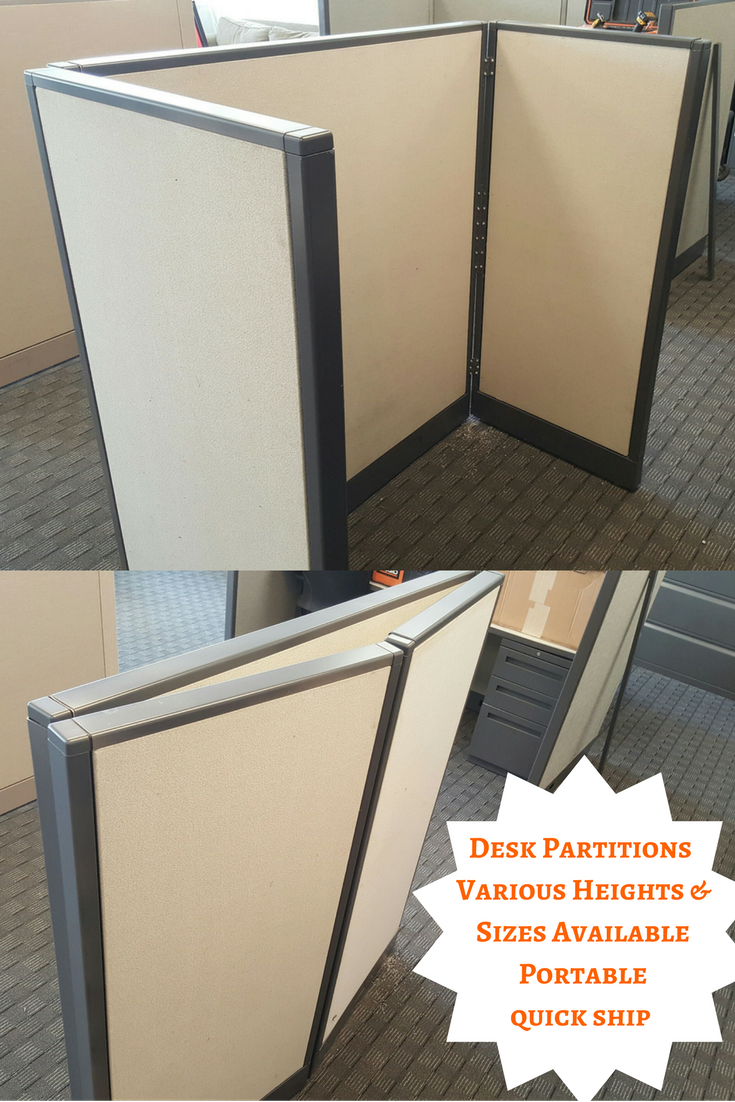 These Office Dividers Are Very Flexible They Are Portable
