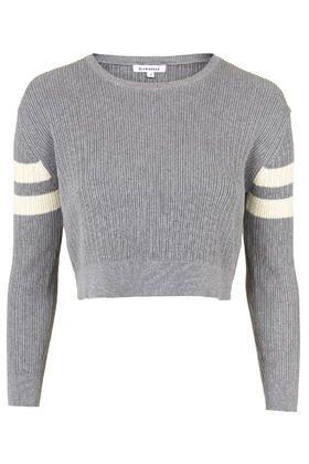 cfe0c767d9   Kurzer Strickpulli von Glamorous Jumper Shirt