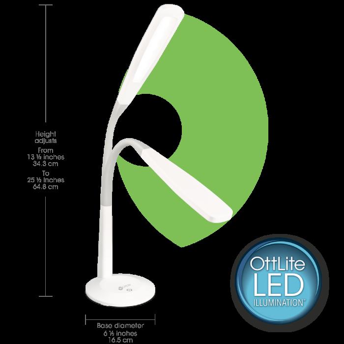 Natural Daylight Led Flex Lamp