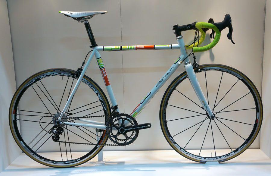 Custom road bike paint jobs handbuilt steel road bikes for Custom bicycle painting