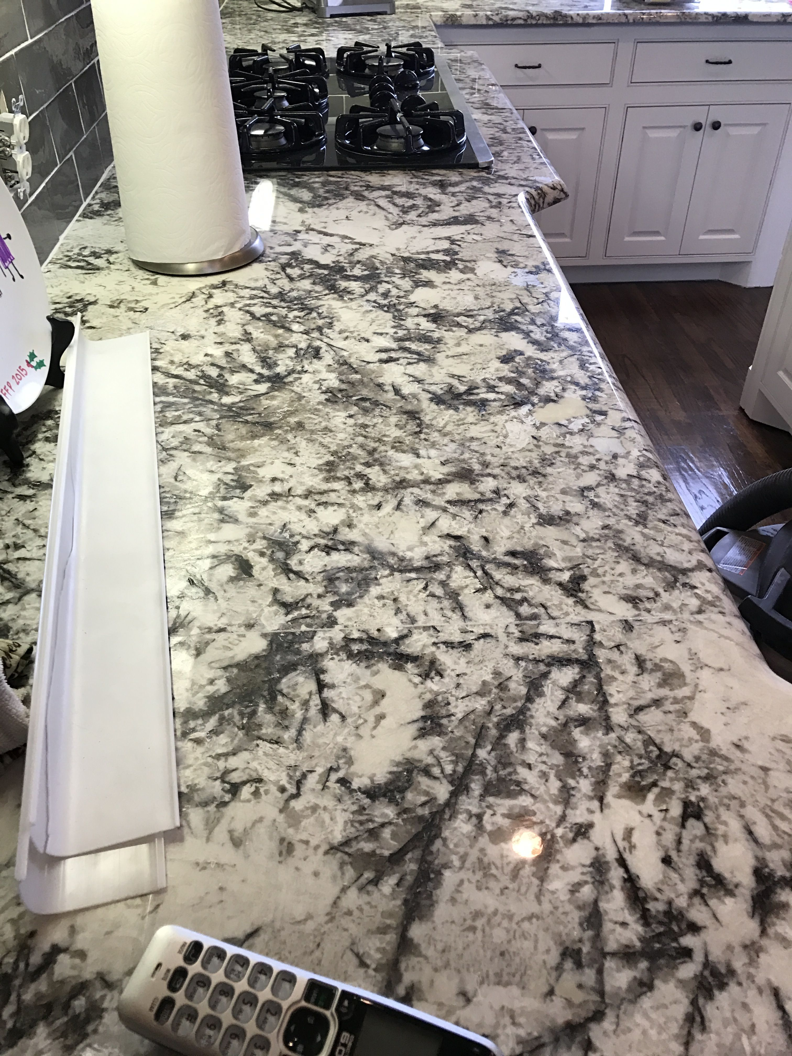 3cm Delicatus Supreme Granite In Remodel Home Kitchen