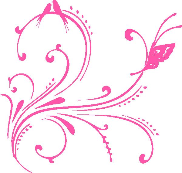 Pinterest Pink Foral Borders Wedding Corner Swirl Clip Art Vector Clip Art Online Royalty Free Butterfly Clip Art Clip Art Clip Art Frames Borders