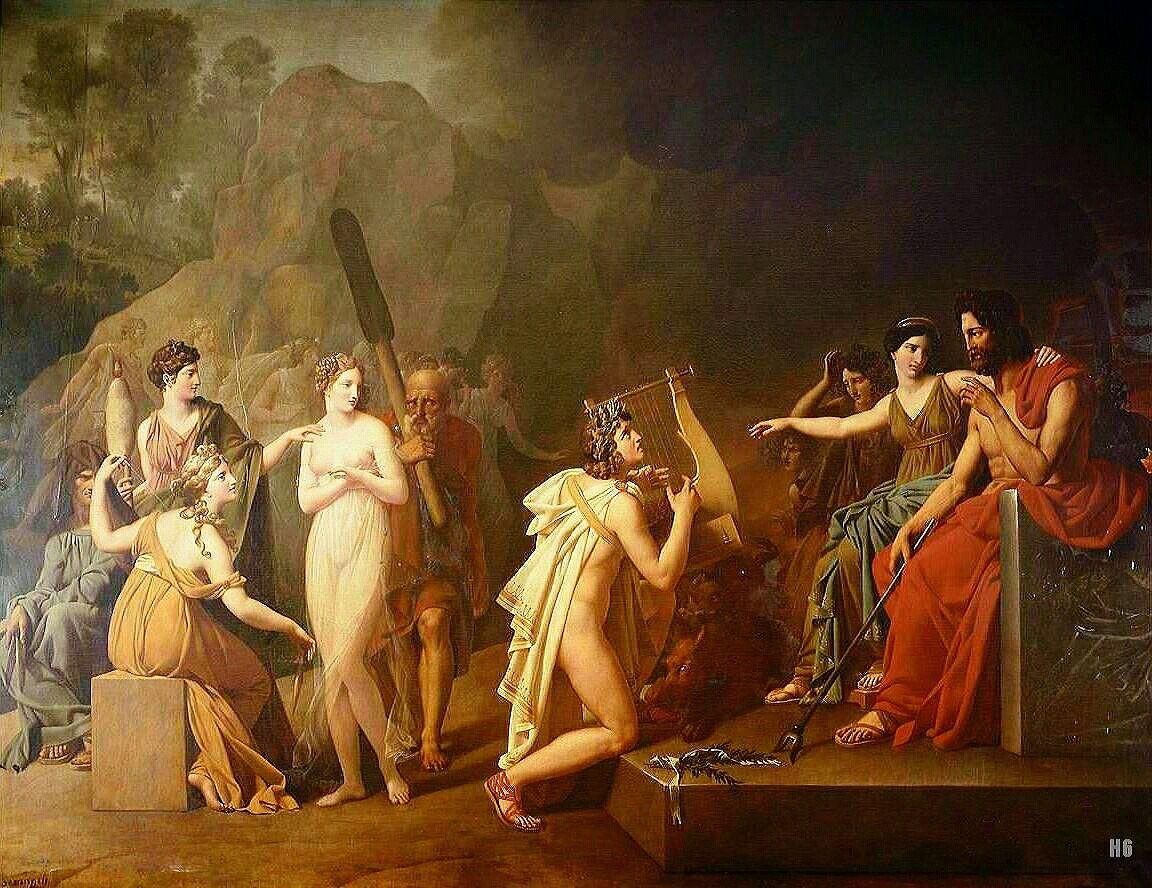 Orpheus in the Underworld. Ser...