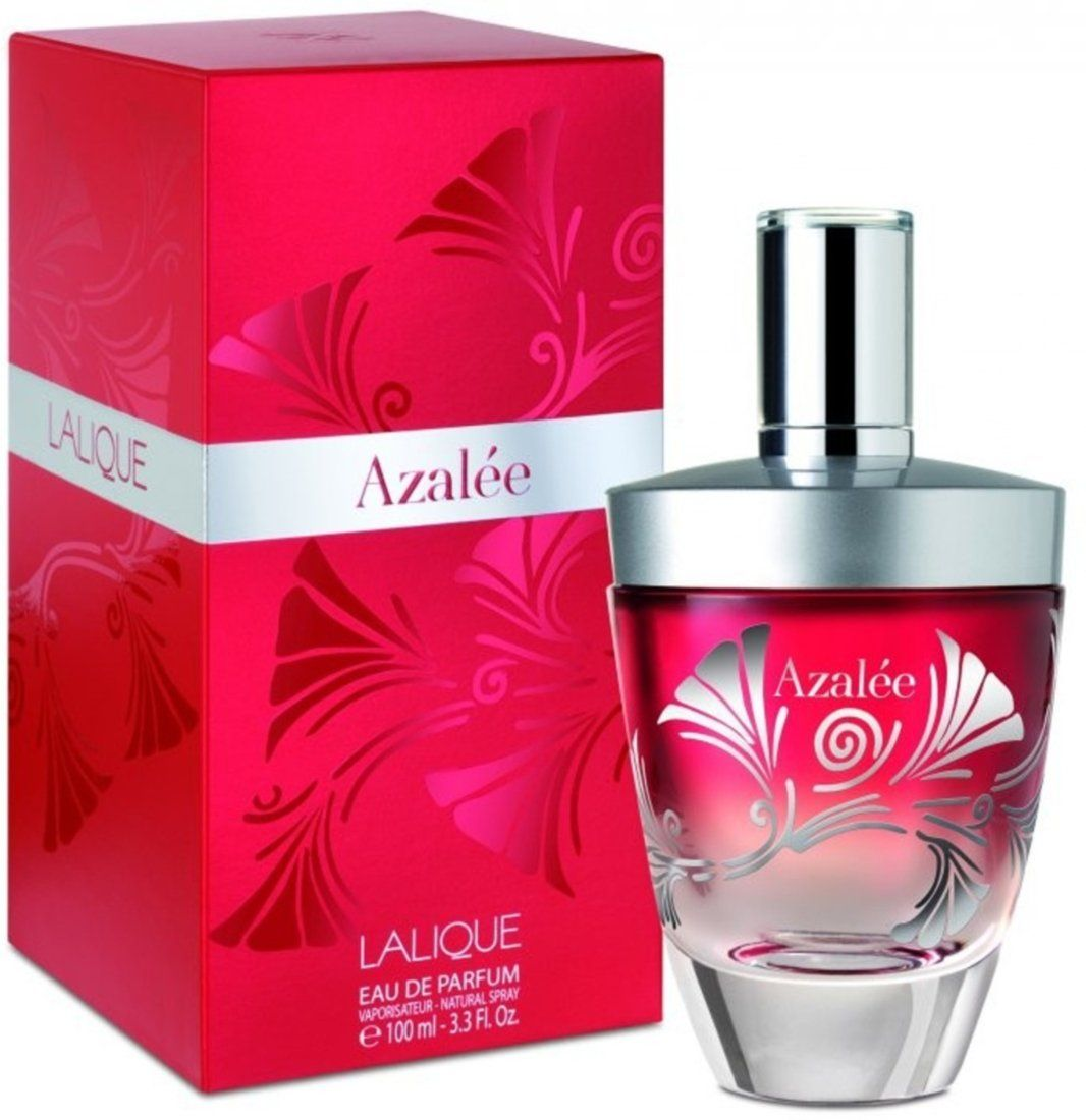 Lalique Azalee Eau de Parfum Spray for Women, 3.3 Ounce. Lalique Azalee By Lalique Eau De Parfum Spray 3.3 Oz.