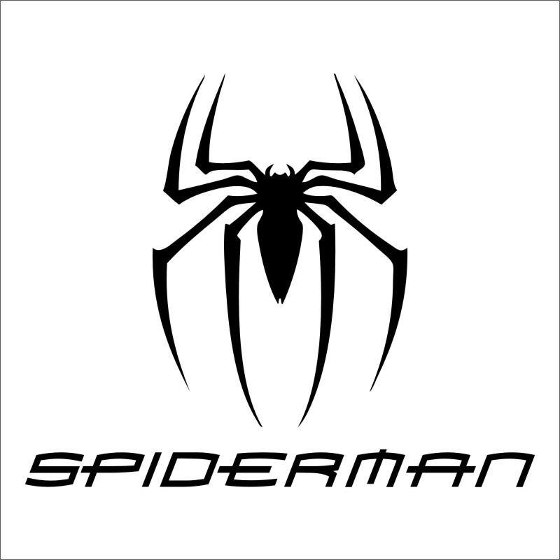 Chancho Chi Vinilos Decorativos Spiderman 0 55x0 50mt 200 00 Arana De Spiderman Tatuaje De Arana Arana Dibujo