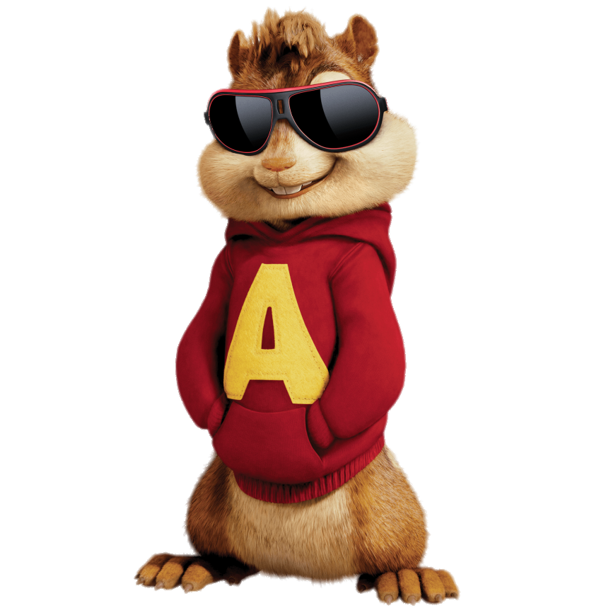 Alvin Wearing Sunglasses Alvin And The Chipmunks Alvin Png