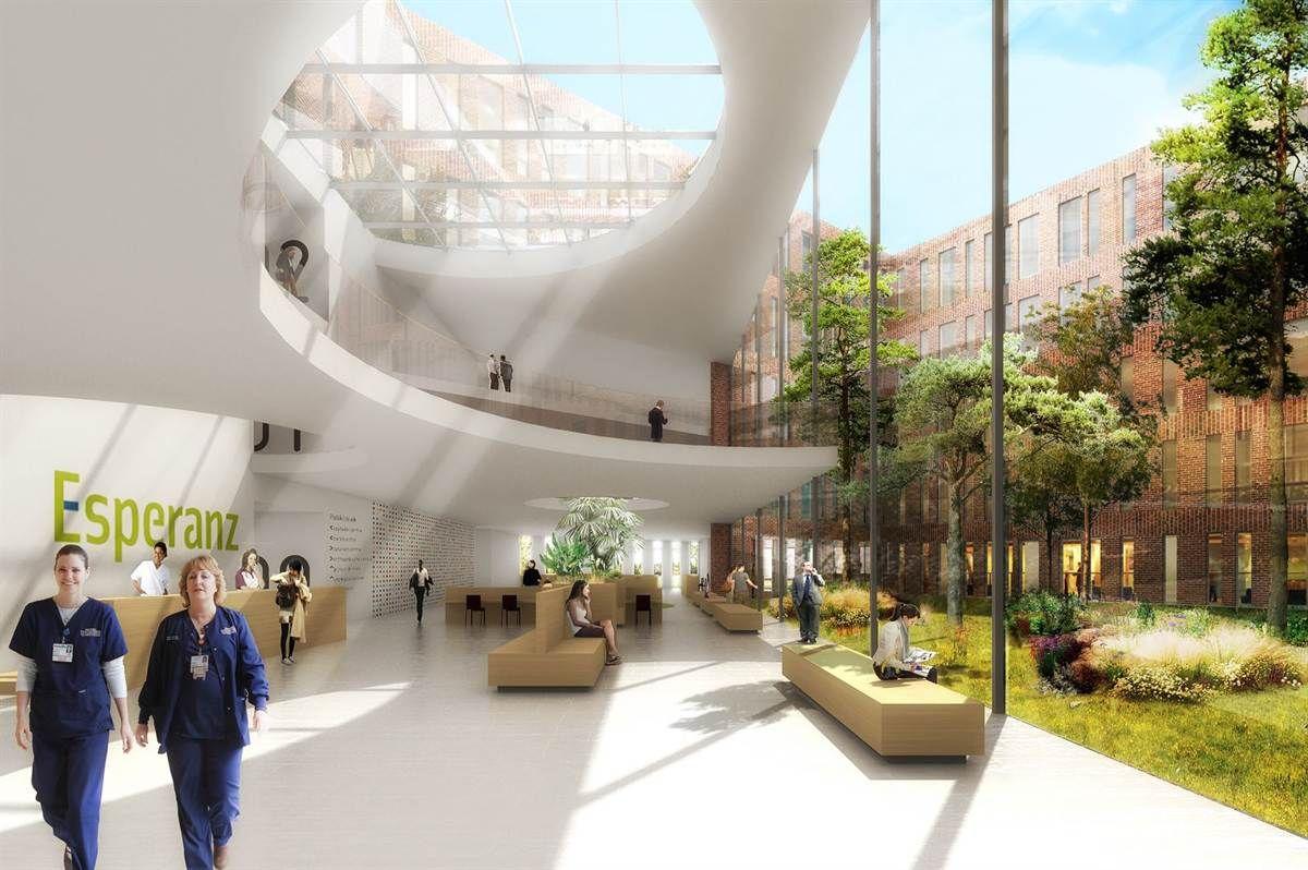 Health care center architecture