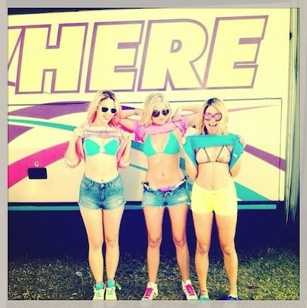 Spring Breakers Out everywhere today!