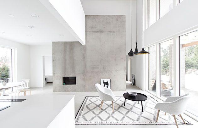 Scandinavian Minimalist In Finland Nordic Design Interior Design Interior Scandinavian Home
