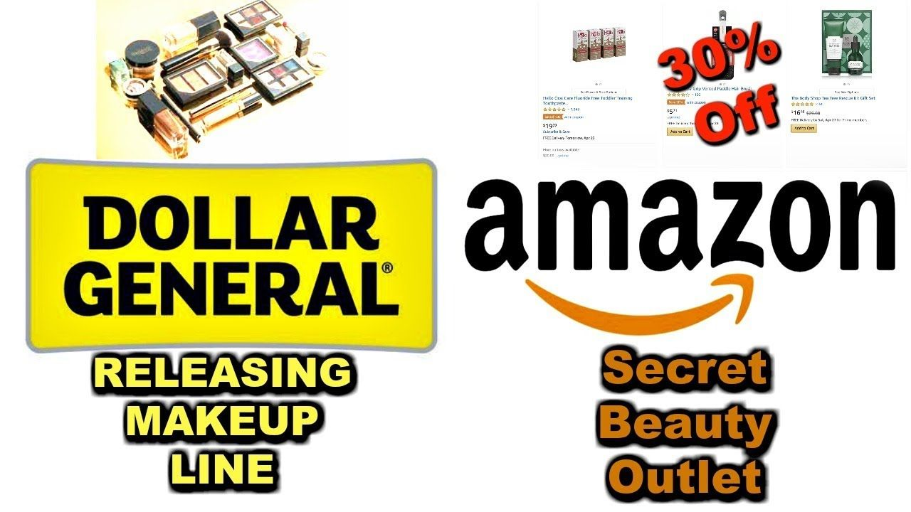 Dollar General Releasing Makeup Line Amazon Beauty