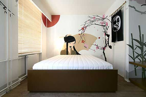 Japanese Room Decor pinkarla delisse on interior design | pinterest | bedroom