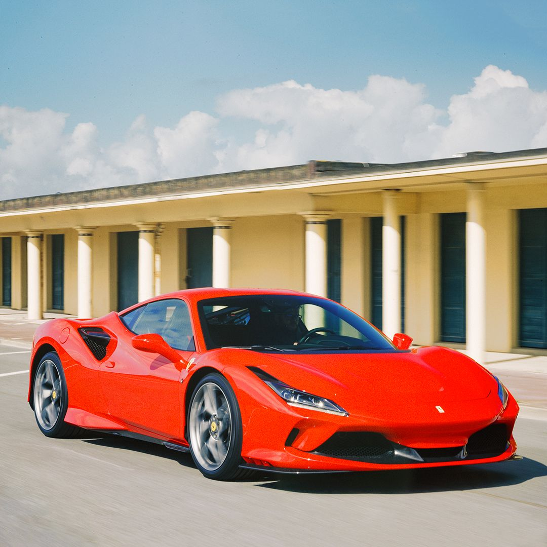 Ferrari On Instagram Speed Thrill And Driving Pleasure Are What Make The Ferrarif8tributo An Outstanding P Ferrari California T Ferrari Ferrari California