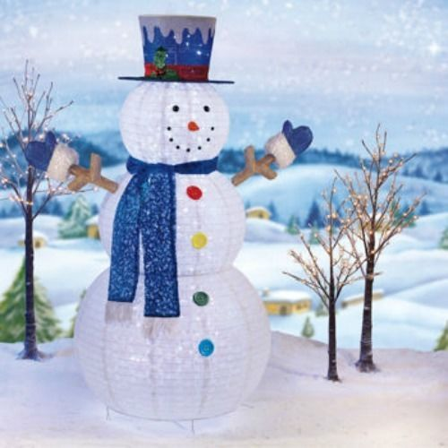 72 led pop up snowman christmas holiday winter decoration decor 72 led pop up snowman christmas holiday winter decoration decor outdoor in home workwithnaturefo