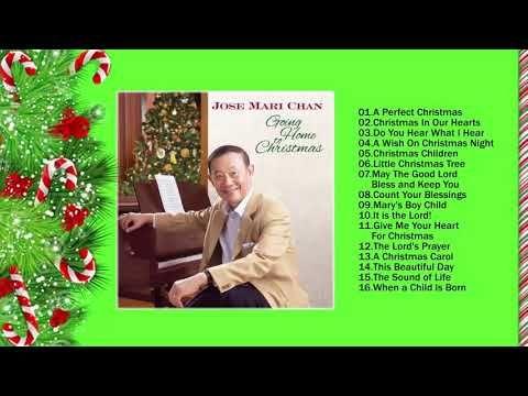 Christmas Songs 2018 With Jose Mari Chan - Jose Mari Chan Christmas Album - YouTube   Christmas ...