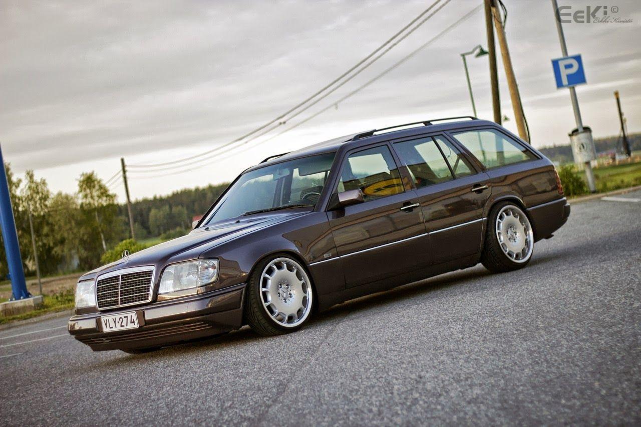 Tuning wald international mercedes benz e class estate w211 - Mercedes Benz W 124