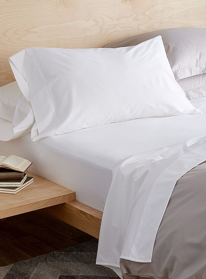 Egyptian Cotton And Bamboo Sheet Set 330 Thread Count Hotels Le