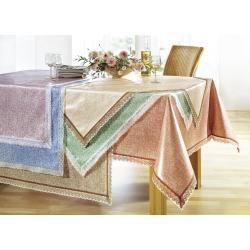 Rechteckige Tischdecke Dekoriadekoria In 2020 Wachstuch Tischdecke Tischdecke Moderne Tischdecken