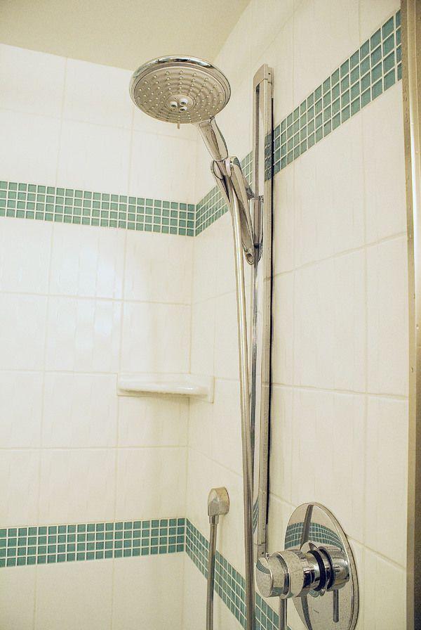 Looks Like An Integrated Shower Head Hand Held Shower Head All