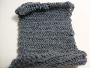Photo of Miniture Herringbone Stitch – an introduction