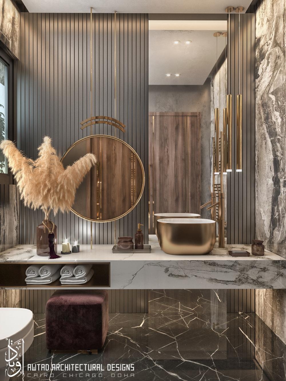 Luxurious Toilet On Behance Bathroom Design Decor Washroom Design Bathroom Interior Design