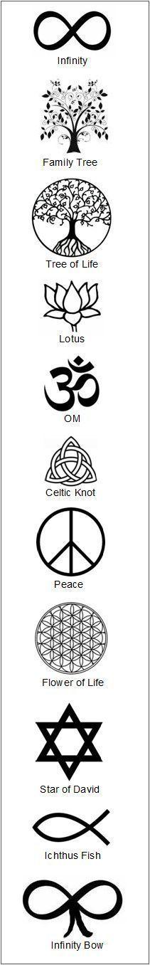 Resultado De Imagen Para Karma Symbol Tattoo Tatoos Tatuaje