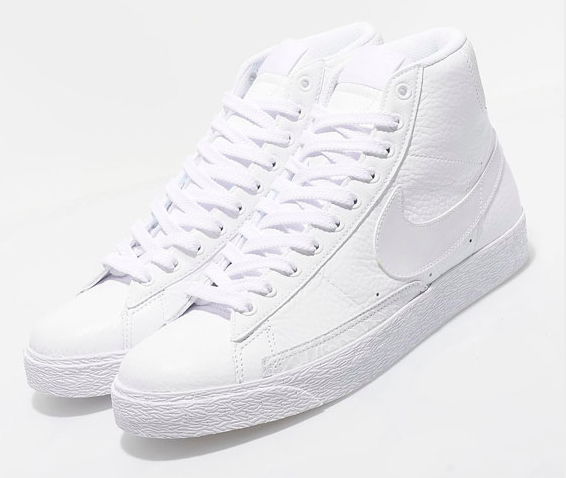 where to buy nike blazer mid grå rosa high top trainers