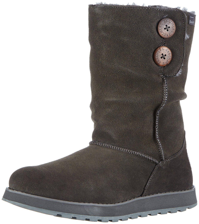 Fur lined boots, Skechers women