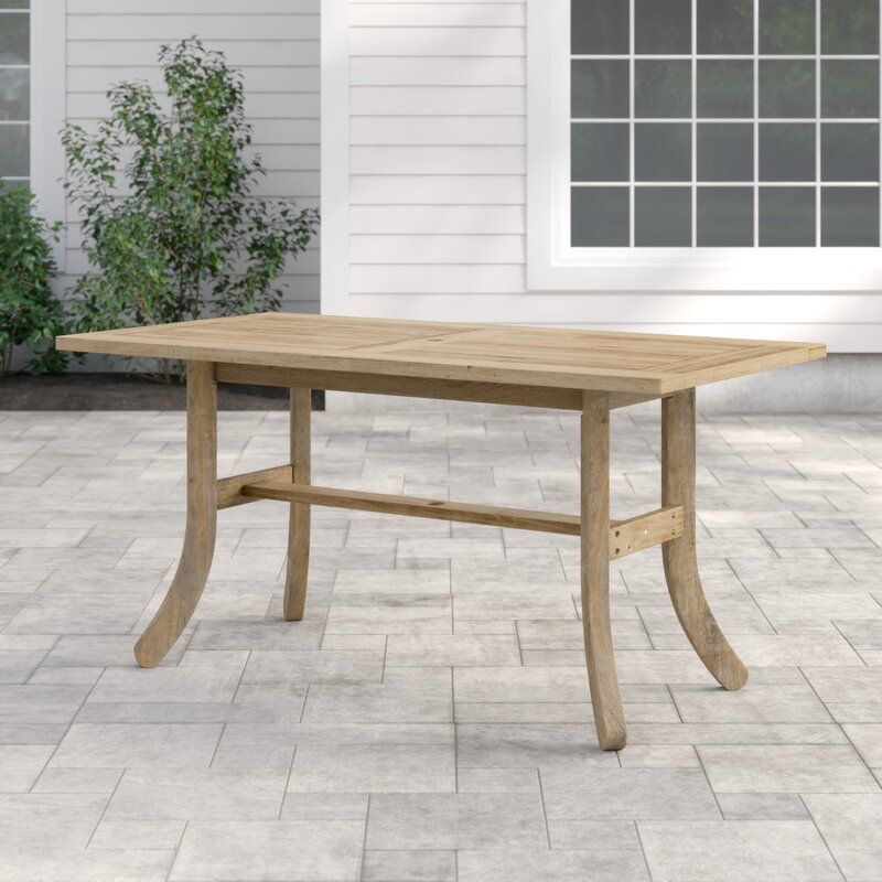 Manchester Dining Table   Janick Home in 2019   Solid wood ...