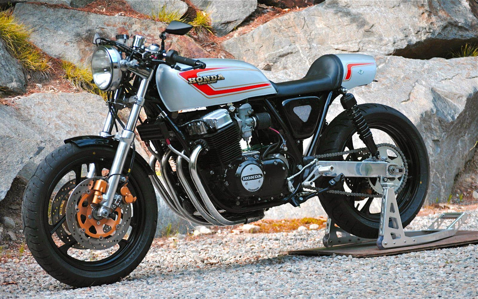 Tom Laws Cb 836 Inazuma Cafe Racer Cafe Racer Honda Custom Bikes Cafe Racers Vintage Cafe Racer [ 1000 x 1600 Pixel ]