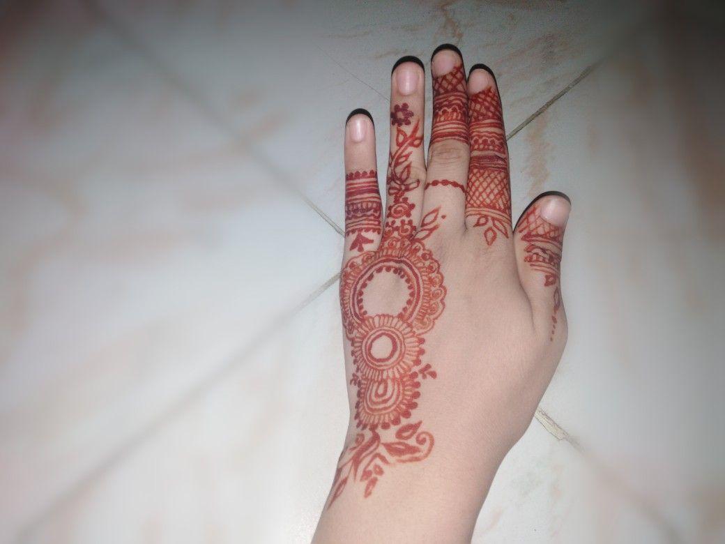 Simple Henna Design Henna Designs Easy Henna Hand Tattoo Henna Designs