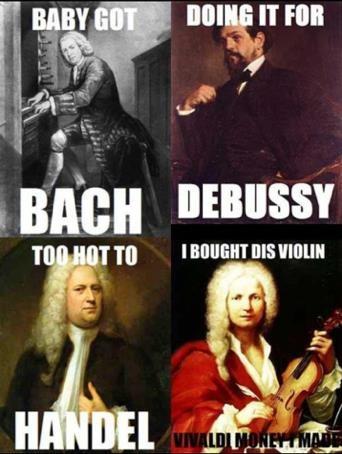 Musicians, Amirite? Music jokes, Music memes, Music puns