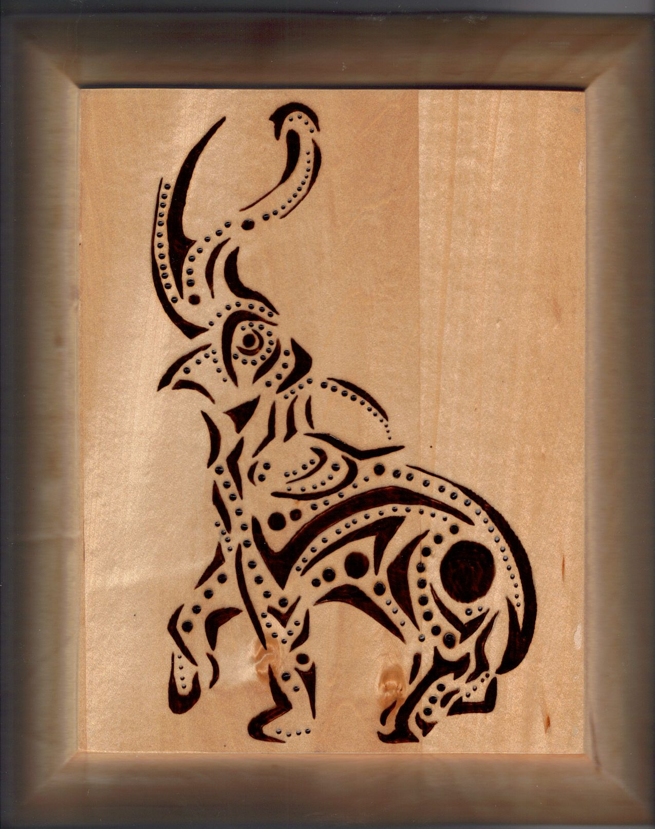 Henna Tribal Tattoo Designs: Henna Elephant By Taternutt.deviantart.com On @deviantART